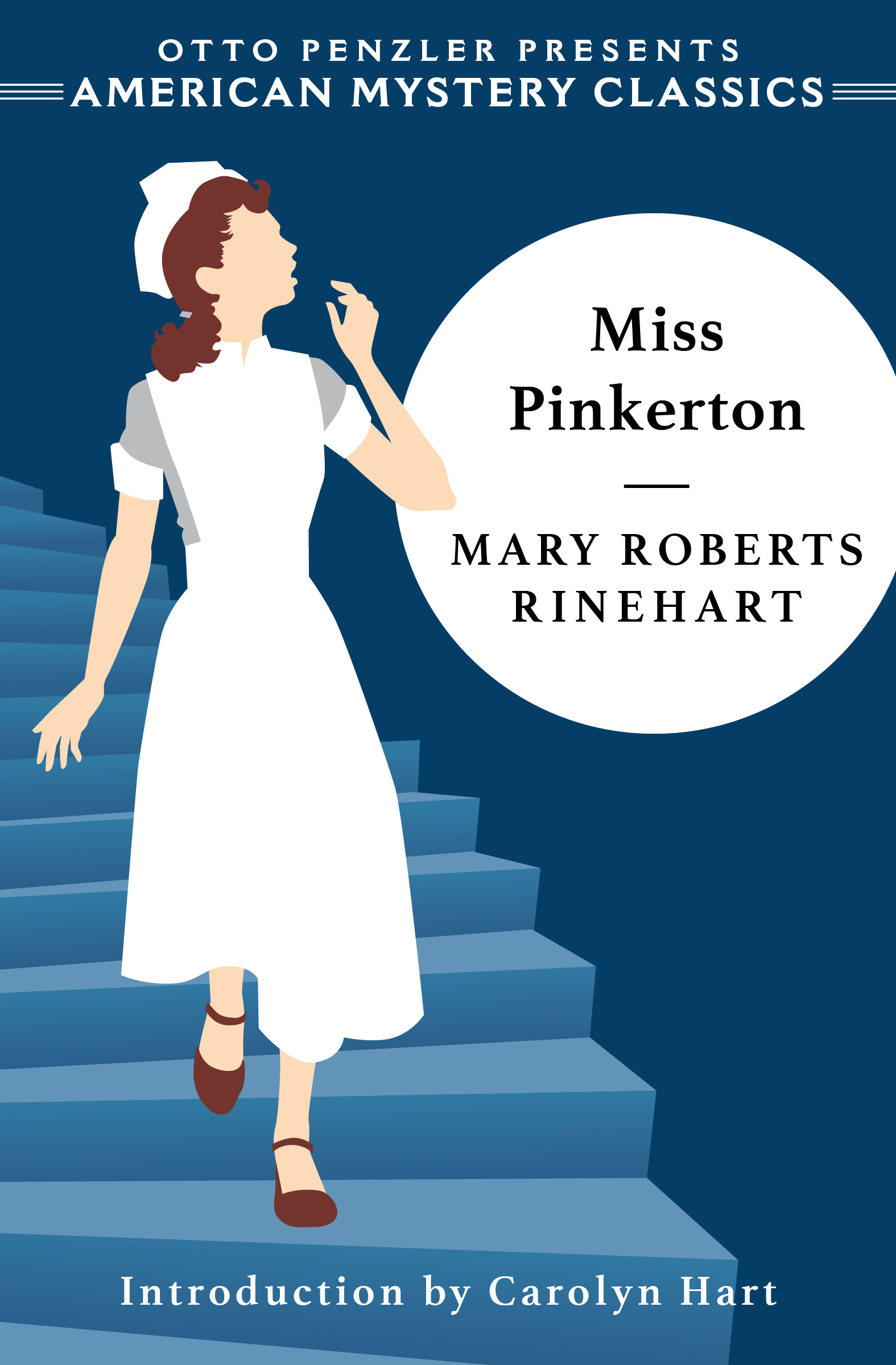 Mary Roberts Rinehart, Miss Pinkerton (June 2019)