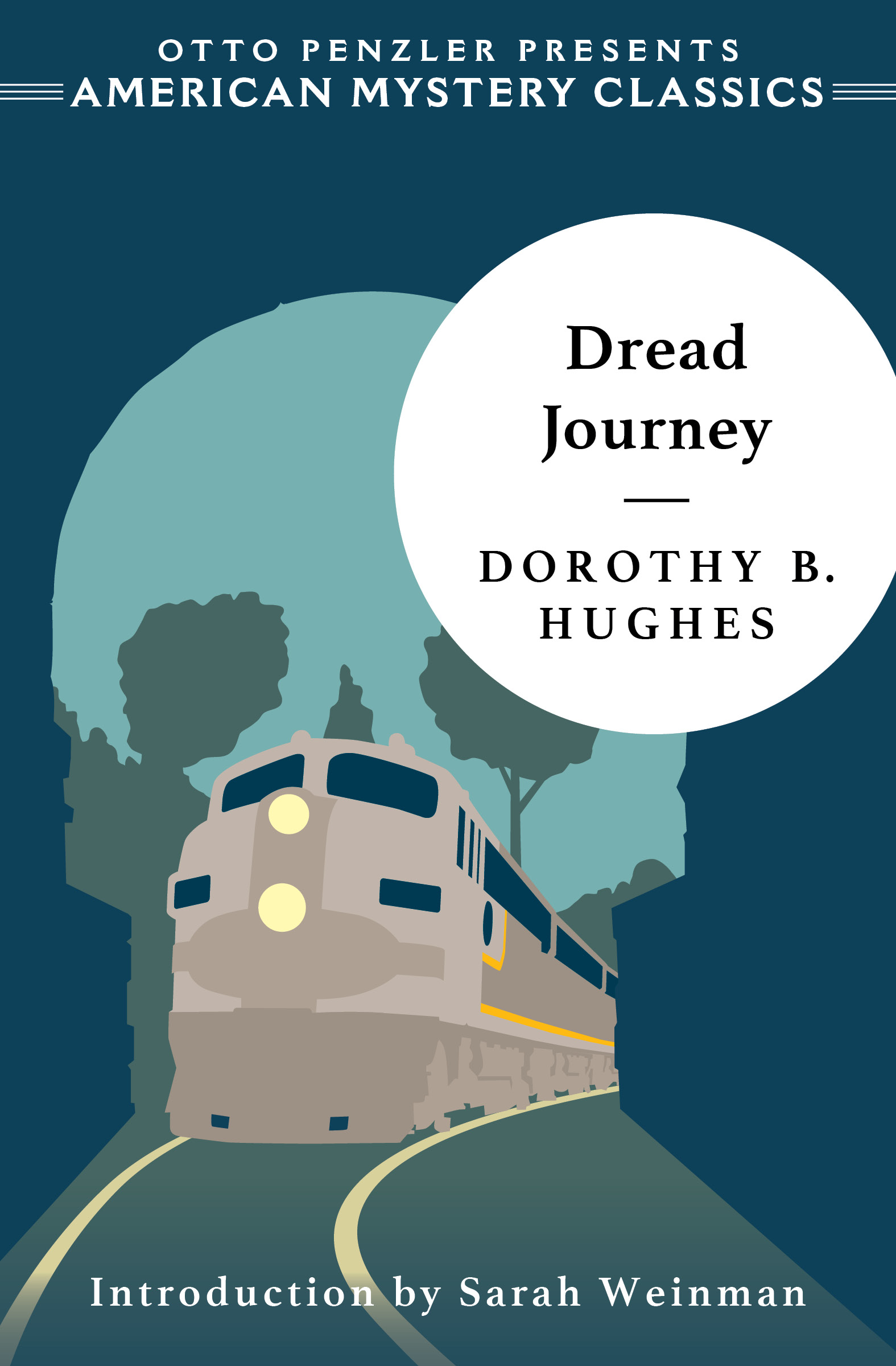 Dorothy B. Hughes,  Dread Journey (December 2019)